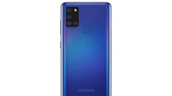 Samsung lansează smartphone-ul Galaxy A21s