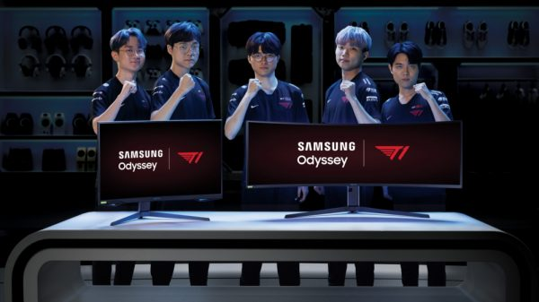Samsung anunță parteneriatul oficial