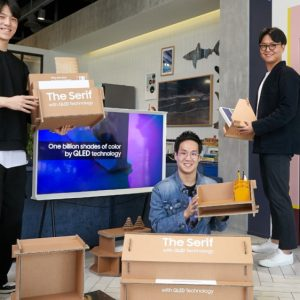 Samsung introduce ambalajele eco-packaging