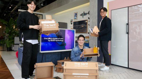 Samsung introduce ambalajele eco-packaging