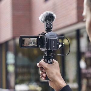 Sony lansează camera de vlogging ZV-1