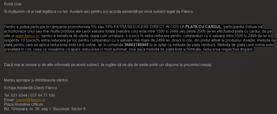email flanco