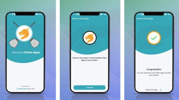 Google elimină aplicația care șterge aplicațiile chinezești din smartphone