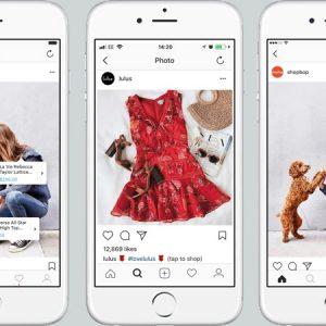 Instagram facilitează cumpărăturile în aplicație