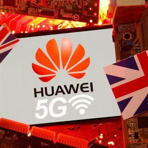 Marea Britanie interzice utilizarea Huawei în rețelele 5G