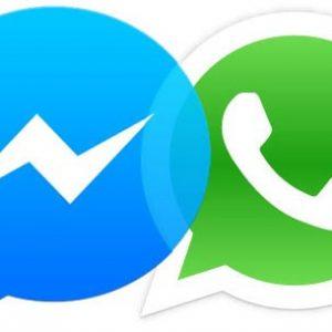 Messenger ar putea integra curând mesaje WhatsApp