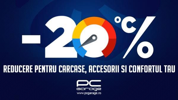 PC Garage lansează o nouă campanie