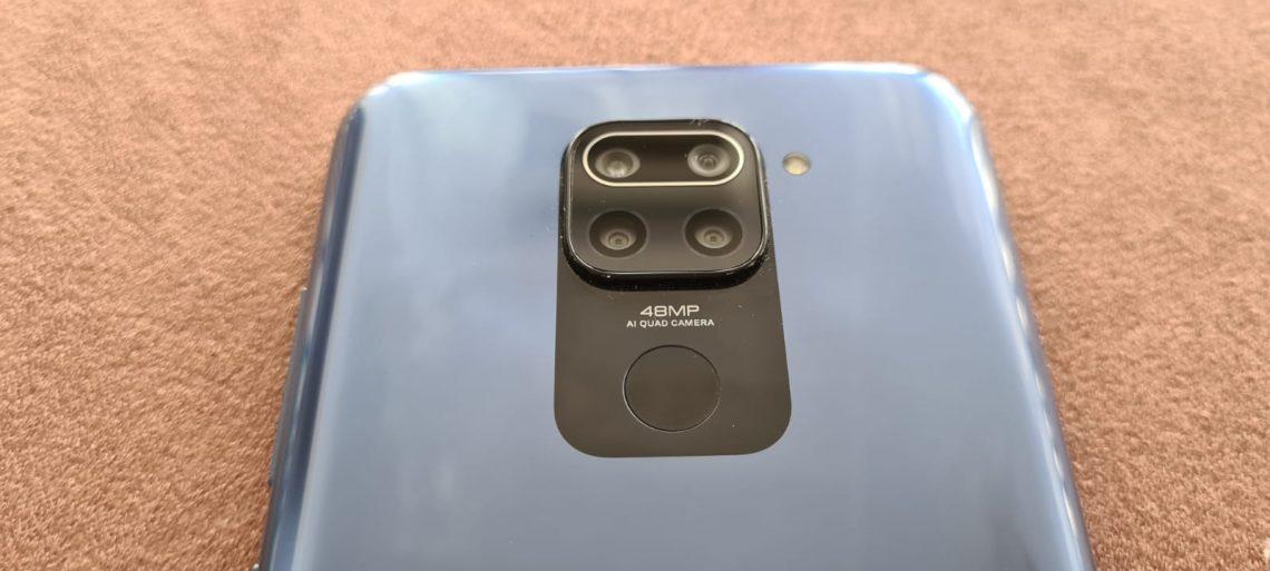 camera redmi note 9