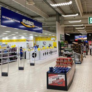Flanco se deschide în Kaufland