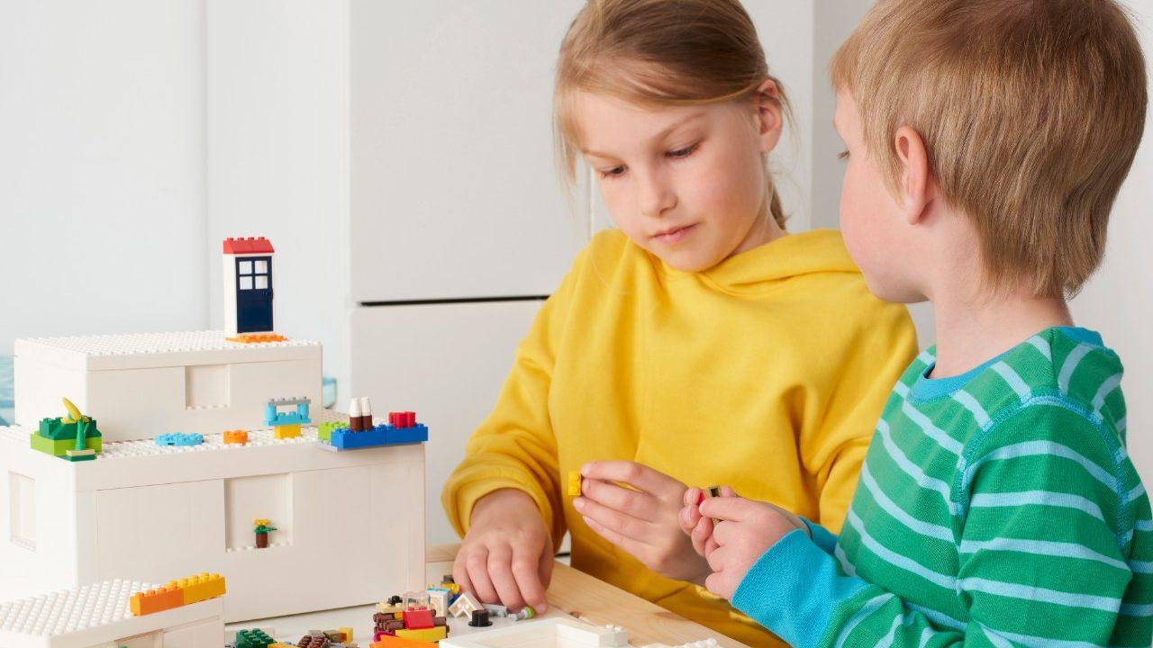 IKEA și LEGO