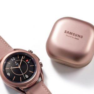 Samsung lansează Galaxy Watch3