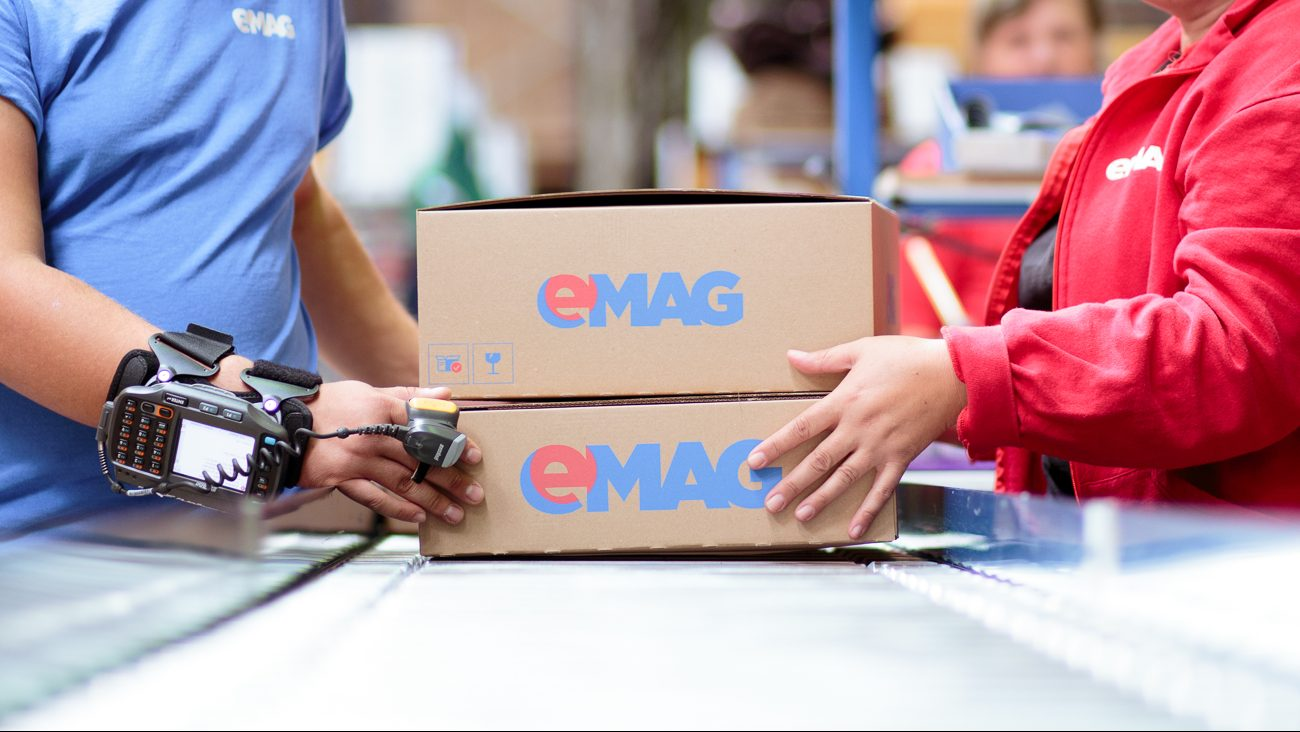 eMAG construiește un nou centru logistic