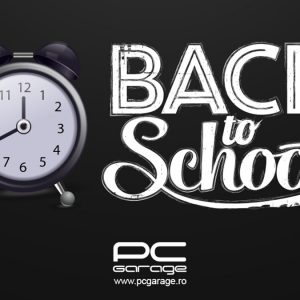 "PC Garage anunţă ""Back to School"" 2020"