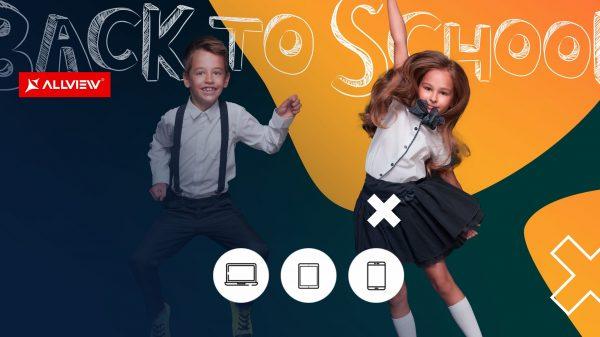 Allview anunță campania Back to School