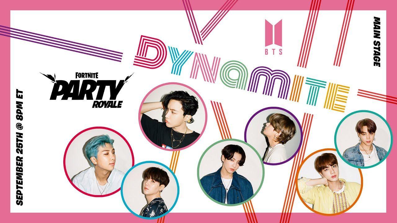 BTS vine pe Fortnite. Este vorba despre una dintre cele mai mari trupe K-Pop din lume. Epic Games a anunțat că BTS va face debutul următorului videoclip pe insula Party Royale din Fortnite.