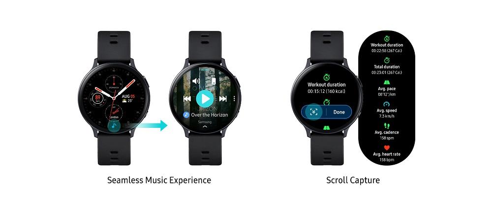 Samsung anunță o actualizare software