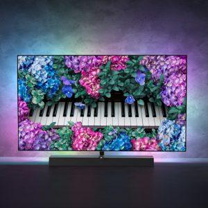 Philips TV lansează OLED+ 935