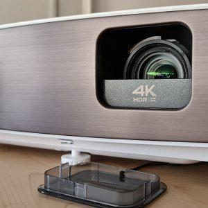 BenQ W2700: Un videoproiector 4K care merită