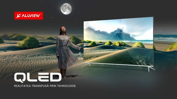 Allview lansează televizoarele ePlay QLED