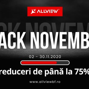 Black Friday la Allview