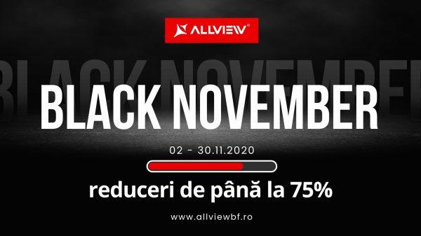Black Friday la Allview