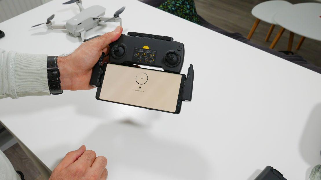 Abia acum putem să fixăm și smartphone-ul