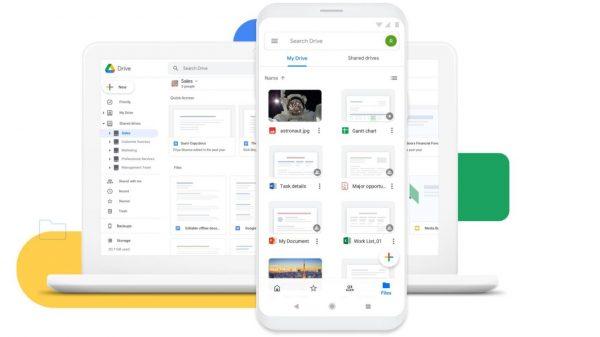 Google Drive deschide automat documente Office
