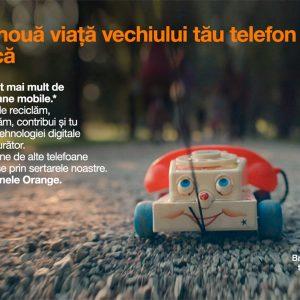 Oferă viață nouă vechiului telefon