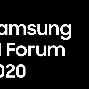 Samsung organizează Samsung Forum AI 2020