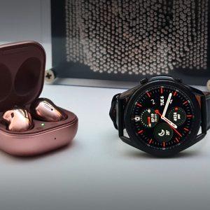 Galaxy Watch3 și Galaxy Buds Live - Prima impresie
