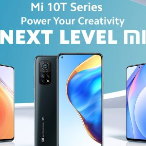 Xiaomi lansează seria Mi 10T
