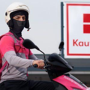 foodpanda lansează parteneriatul cu hipermarketul Kaufland