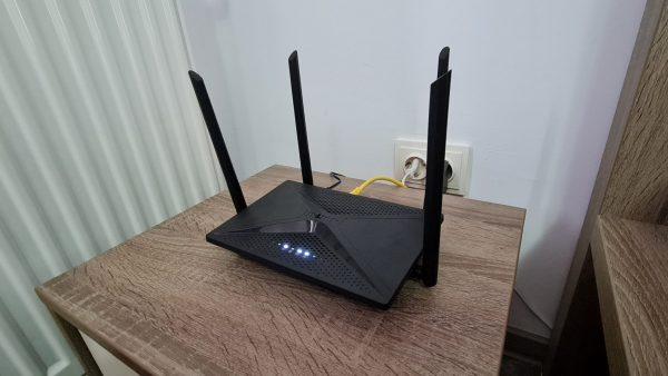 REVIEW Router Wireless Gigabit D-Link DIR-2150