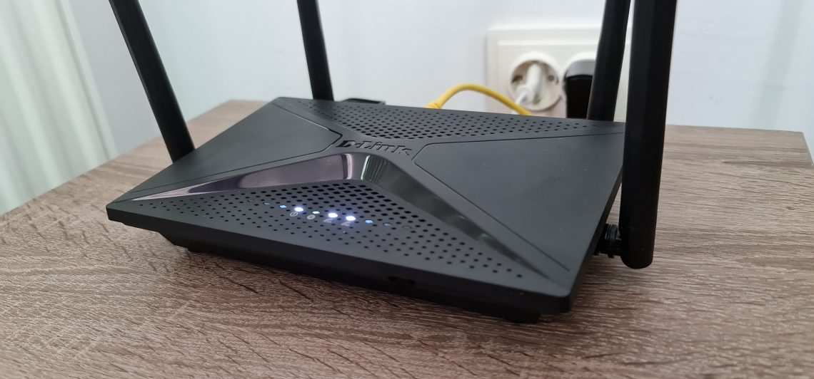 REVIEW Router Wireless Gigabit D-Link DIR-2150