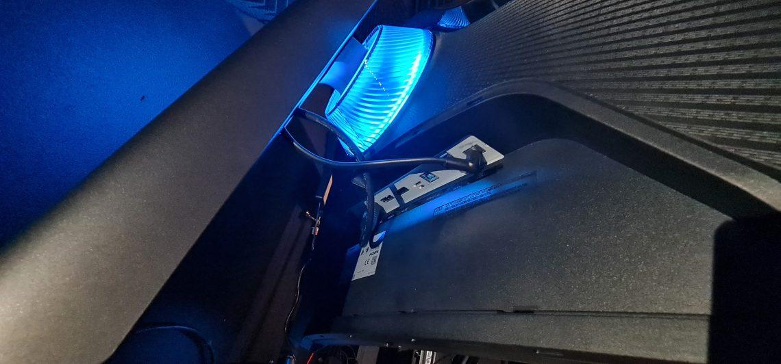 Review Odyssey G7 porturi