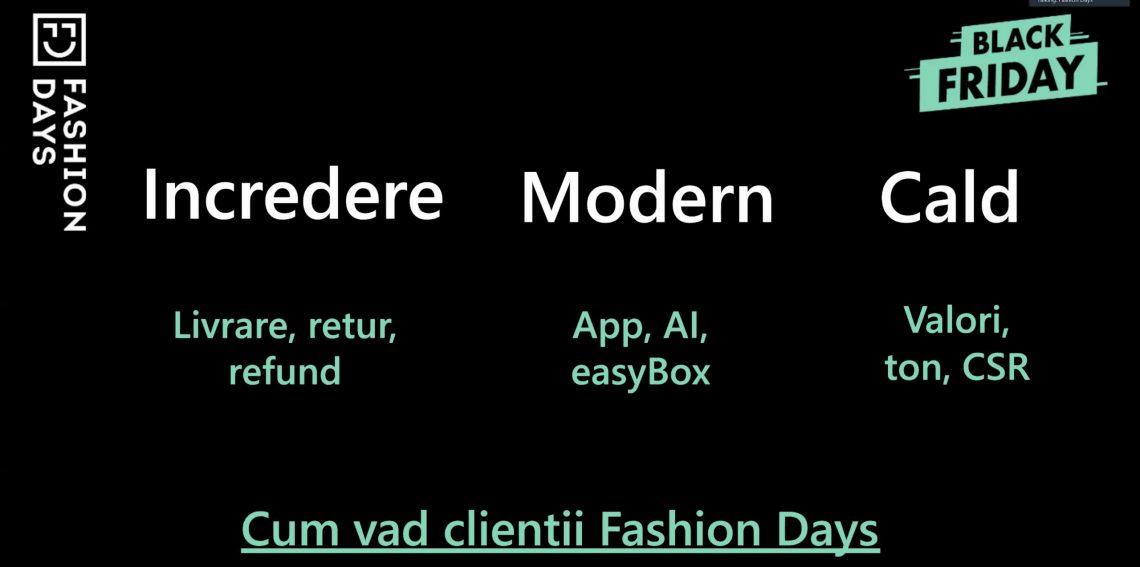 cum vad clientii fashion days