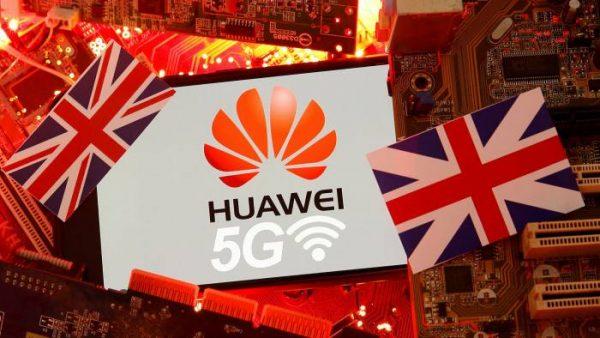 Marea Britanie cere încetarea instalarii kit-ului 5G de la Huawei