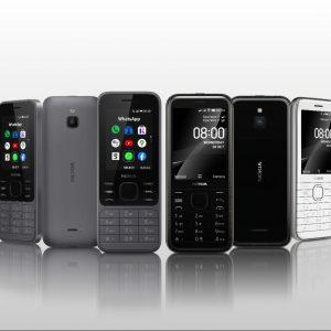 HMD Global lansează telefoanele clasice