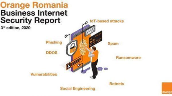Orange lansează Raportul Business Internet Security 2020