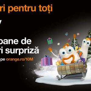 Promoție Orange PrePay