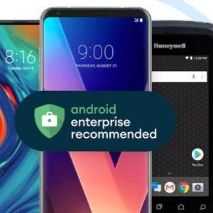 Samsung se alătură inițiativei Android Enterprise Recommended