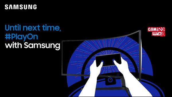 Samsung te invită la un weekend