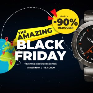 The Amazing Black Friday