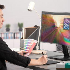 ViewSonic lansează două monitoare noi, validate Pantone