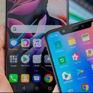 Xiaomi urcă în top