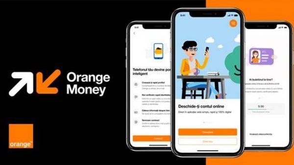 cont Orange Money 100% digital