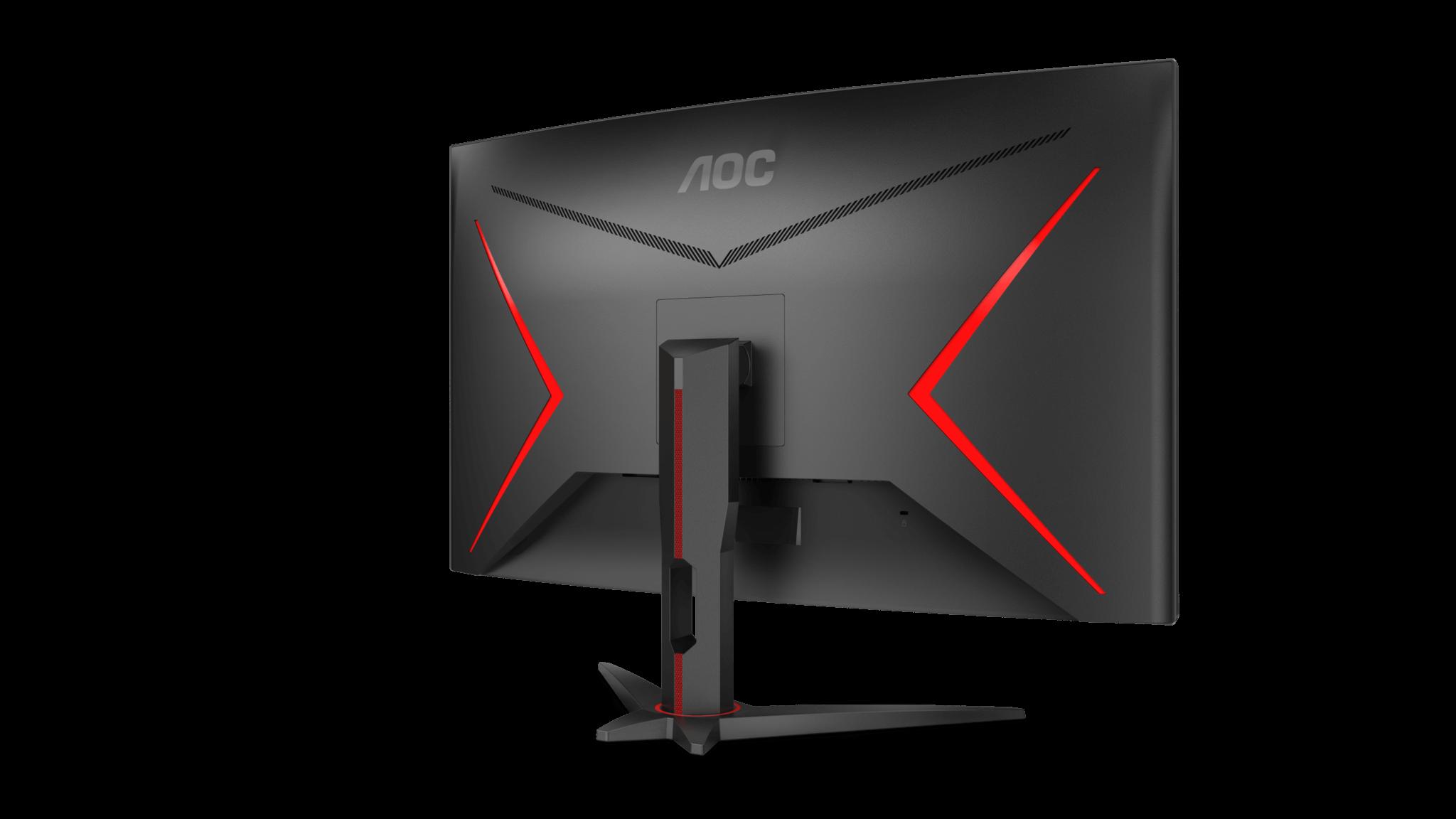 AOC lansează monitoarele de gaming CQ32G2SE