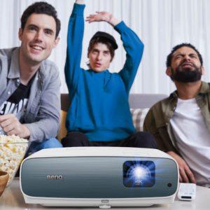 BenQ lansează videoproiectoarele Home Cinema 4K