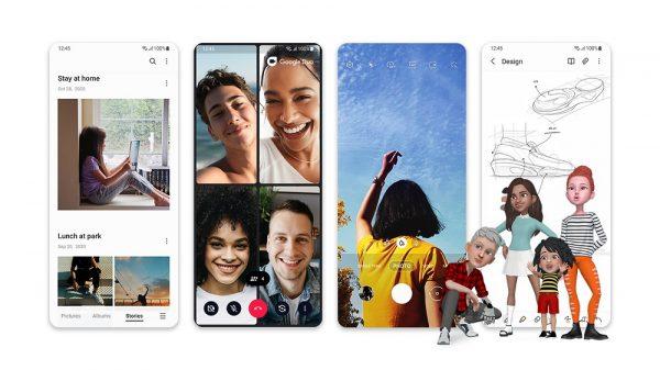 Samsung lansează oficial One UI 3