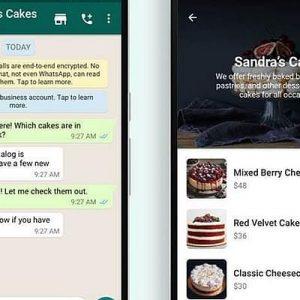 WhatsApp adaugă funcții noi în experiența de cumpărături